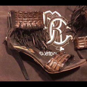 Authentic Roberto Cavalli heels 👠